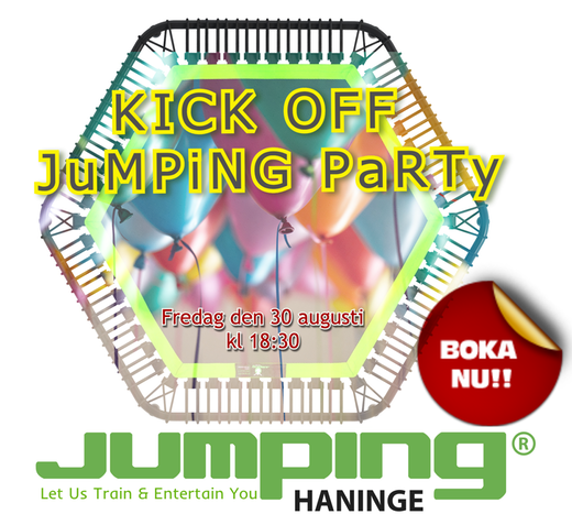 Copy FLEXI TRAMPOLINE KICK OFF BOKA NU