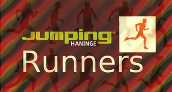 Jumping basic JUMPING HANINGE RUNNERS TOM FX CROP EXTRA