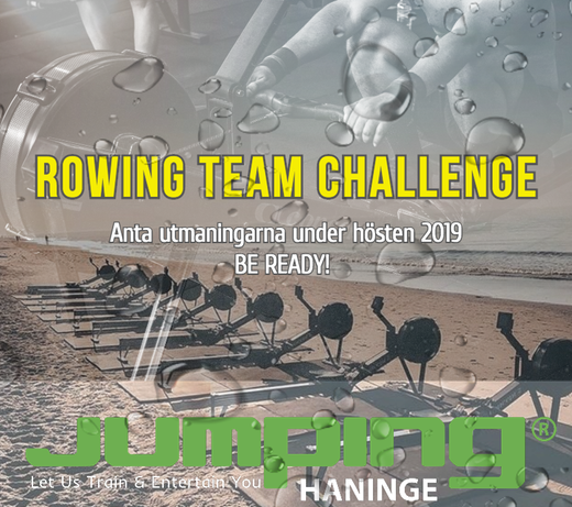 RTC Be ready ROWING TEAM CHALLENGE